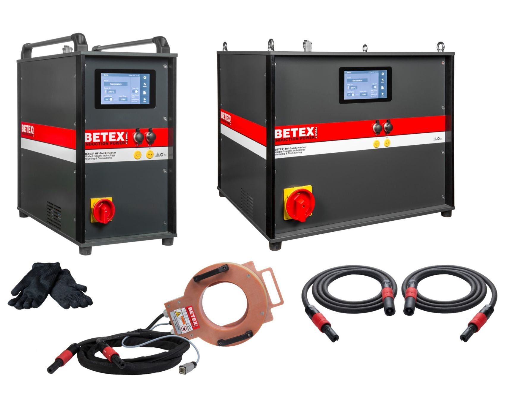 Betex MF Quick-Heaters 3.0 - Bega Special Tools